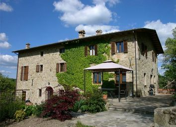 Thumbnail 5 bed farmhouse for sale in Casa Cordino, Spedalicchio, Perugia, Umbria