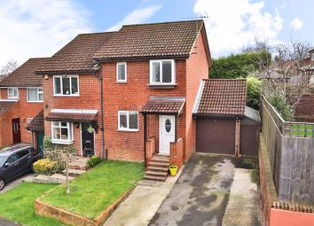 Thumbnail 2 bed end terrace house for sale in Farnham Close, Tollgate Hill, Crawley, West Sussex