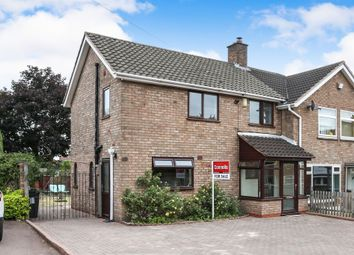 Thumbnail 3 bed semi-detached house for sale in Langley Hall Road, Sutton Coldfield