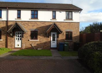 Thumbnail 2 bed semi-detached house to rent in Simeon Way, Stone