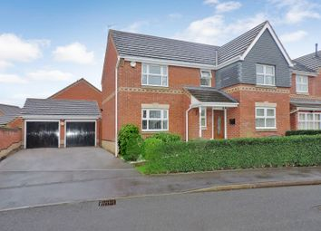 Thumbnail 4 bed detached house for sale in St. Andrews Way, Retford
