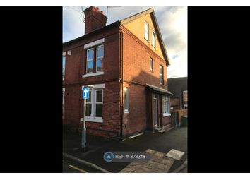 Thumbnail 4 bed semi-detached house to rent in Daybrook Street, Nottingham