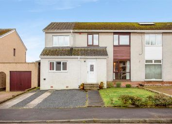 4 bed semi-detached house for sale in Gillespie Grove, Comrie, Dunfermline KY12