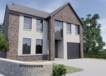 Thumbnail 4 bed detached house for sale in Muirhall Farm, Muirhall Road, Larbert, Falkirk