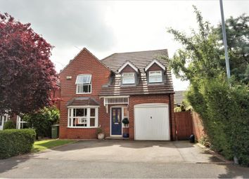 Thumbnail 4 bed detached house for sale in Hawthorn Way, Shipston-On-Stour