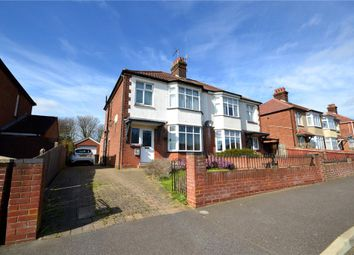 Thumbnail 3 bed semi-detached house for sale in Chaucer Road, Felixstowe, Suffolk