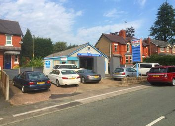 Thumbnail Parking/garage for sale in Chester Road, Kelsall, Tarporley