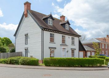 Thumbnail 5 bed detached house for sale in Elm Drive, Walsham-Le-Willows, Bury St. Edmunds