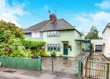 Thumbnail 3 bed semi-detached house for sale in Sellwood Road, Abingdon