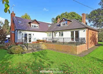 Thumbnail 5 bed detached bungalow for sale in Gellifor, Ruthin