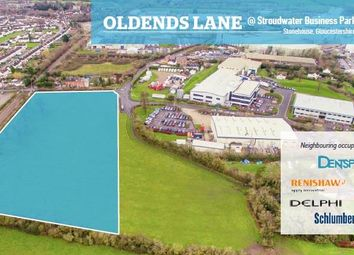 Thumbnail Industrial for sale in Land At Oldends Lane, Stroudwater Business Park, Stonehouse, Stroud, Gloucestershire