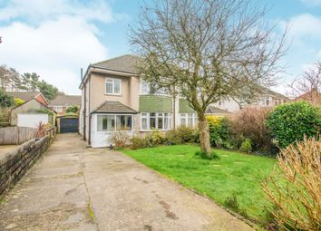 Thumbnail Semi-detached house for sale in Coryton Close, Cardiff