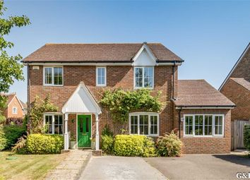 Thumbnail 4 bed detached house for sale in Dexter Close, Kennington, Ashford