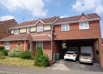 Thumbnail 5 bed detached house to rent in Hendre Court, Henllys, Cwmbran