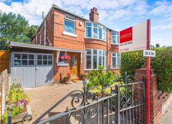 Thumbnail 3 bedroom semi-detached house for sale in Mornington Crescent, Fallowfield, Manchester, Greater Manchester