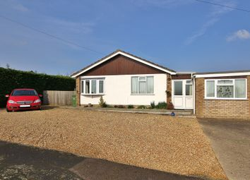 Thumbnail 3 bed detached bungalow for sale in Fenton Road, Warboys, Huntingdon