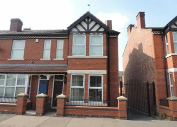 Thumbnail 3 bedroom end terrace house for sale in Seymour Road South, Clayton, Manchester