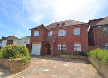 Thumbnail 6 bed detached house for sale in Penshurst Gardens, Edgware HA8, Middlesex