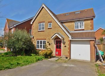 Thumbnail 5 bed detached house for sale in Metcalfe Avenue, Stubbington, Fareham