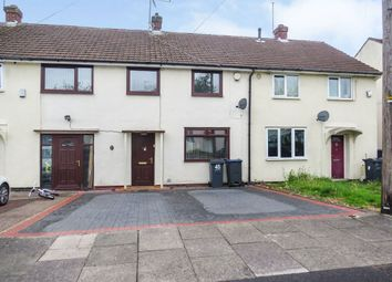 Thumbnail 3 bed terraced house for sale in Schoolacre Road, Castle Bromwich, Birmingham