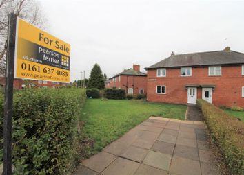 Thumbnail 3 bedroom semi-detached house for sale in Mirfield Avenue, Blackley, Manchester