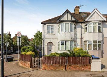 Thumbnail 2 bedroom flat for sale in Wrottesley Road, Kensal Green, London