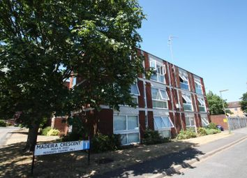 Thumbnail 2 bed flat to rent in Madeira Cres, West Byfleet