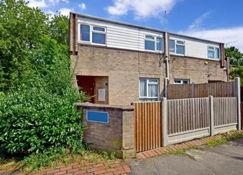 Thumbnail 2 bed end terrace house for sale in Pitsea, Basildon, Essex