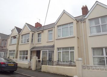 Thumbnail 3 bed terraced house for sale in Shakespeare Avenue, Milford Haven