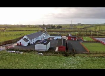 Thumbnail 5 bed equestrian property for sale in Stewarton, Kilmarnock