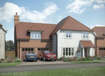 "Thumbnail 4 bed property for sale in ""The Hunter"" at Rocky Lane, Haywards Heath"
