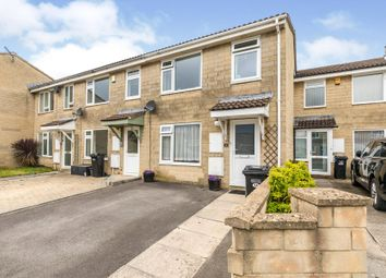 Thumbnail Terraced house for sale in Blackmore Drive, Bath
