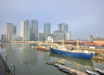 Thumbnail 1 bed flat for sale in Antilles Bay Apartments, Canary Wharf