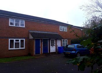 Thumbnail 1 bed flat to rent in Fairway, Burton-On-Trent