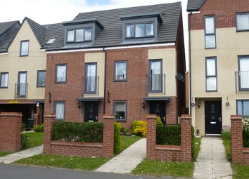 Thumbnail 4 bed town house for sale in Sams Lane, West Bromwich