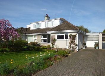 Thumbnail 3 bed semi-detached bungalow for sale in Beaufort Road, Frampton Cotterell, Bristol