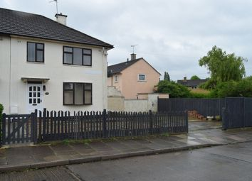 Thumbnail 3 bed semi-detached house for sale in Winslow Green, Thurnby Lodge, Leicester