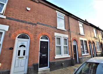 4 bed terraced house to rent in Pybus Street, Derby DE22
