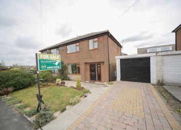 Thumbnail 3 bed semi-detached house for sale in Keats Close, Baxenden, Accrington