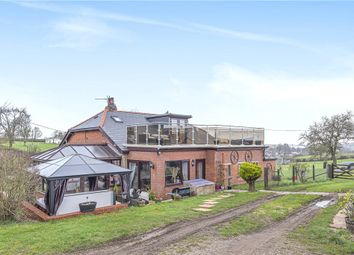 Thumbnail 4 bed detached bungalow for sale in Mosterton Road, Misterton, Crewkerne, Somerset