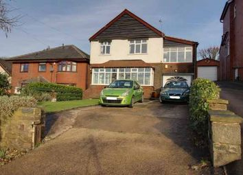 Thumbnail 4 bed detached house for sale in Oldham Road, Saddleworth Oldham, Lancashire