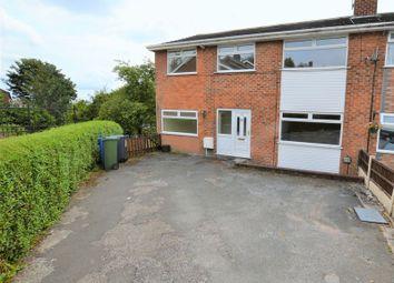 Thumbnail 3 bed semi-detached house to rent in Longridge Avenue, Stalybridge
