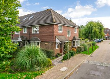 Thumbnail 3 bed semi-detached house for sale in Priestlands Close, Horley, Surrey