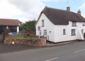 Thumbnail 3 bed cottage to rent in Vicarage Road, Carhampton, Minehead