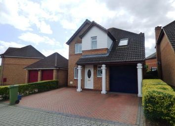 Thumbnail 4 bedroom detached house for sale in Streatham Place, Bradwell Common, Milton Keynes, Buckinghamshire
