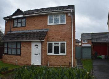 Thumbnail 2 bed semi-detached house to rent in Watch Elm Close, Bradley Stoke, Bristol