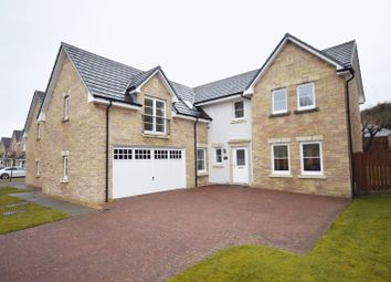 Thumbnail 5 bed property for sale in 13 Terringzean View, Cumnock