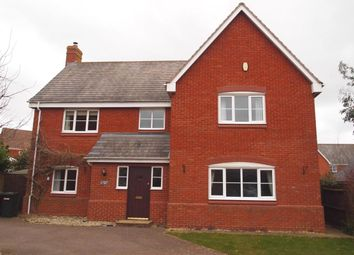 Thumbnail 5 bedroom detached house to rent in Cherry Hill, Old, Northampton