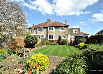 Thumbnail 4 bed semi-detached house for sale in Meadway, Abington, Northampton
