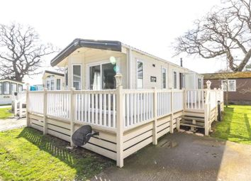 Thumbnail 2 bedroom lodge for sale in Chapel Road, Carlton Colville, Lowestoft